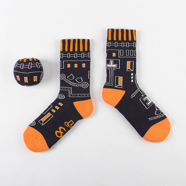 WALKR SOCKS_Invisible Base 隱形基地