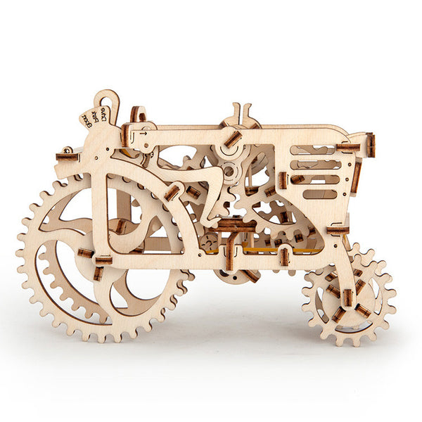 UGEARS_拖拉機 Tractor