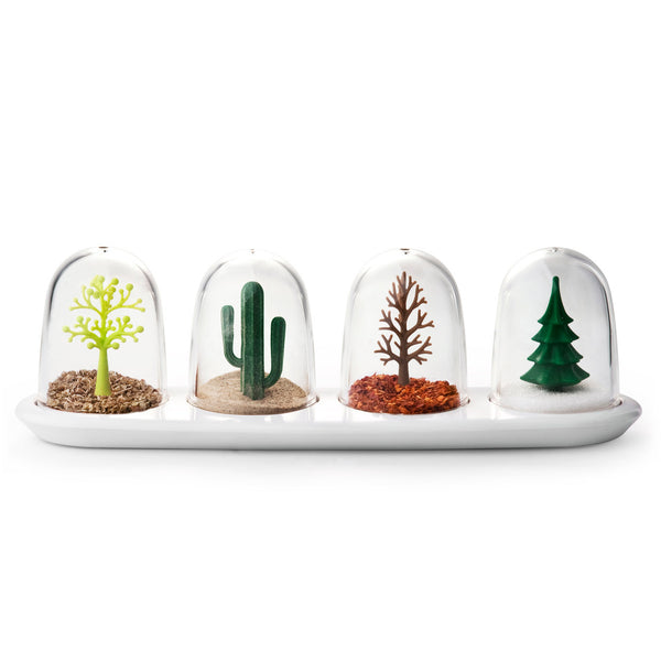 Four Seasons_Seasoning Shaker(4 pcs./set) 季節滋味-調味罐