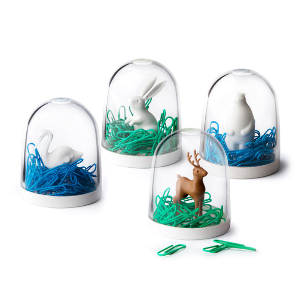 Deer in the Forest_Clips Holder+Clips  森林鹿-迴紋針組