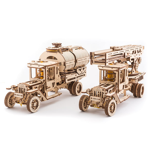UGEARS_卡車改造配件 Additions for Truck UGM-11