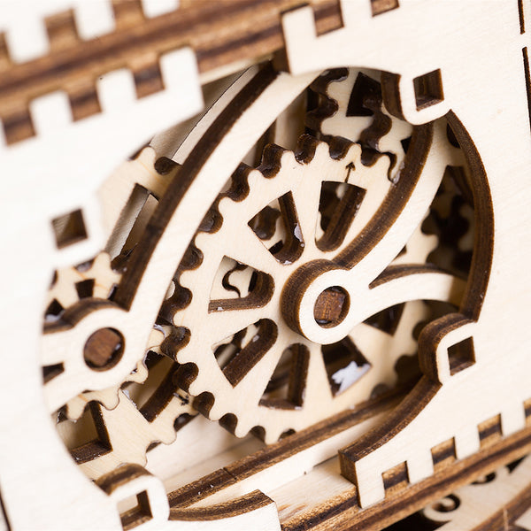 UGEARS_珠寶盒 Treasure box