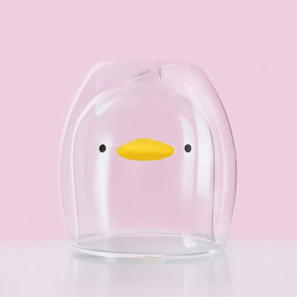 小鴨雙層杯 Duck Double Wall Glass