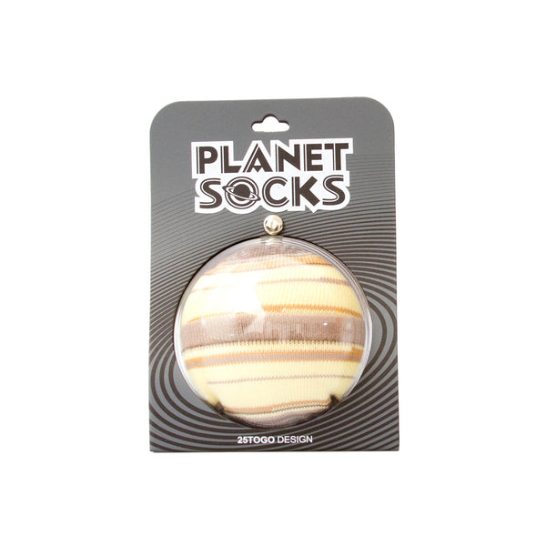 PLANET SOCKS_Saturn 土星襪