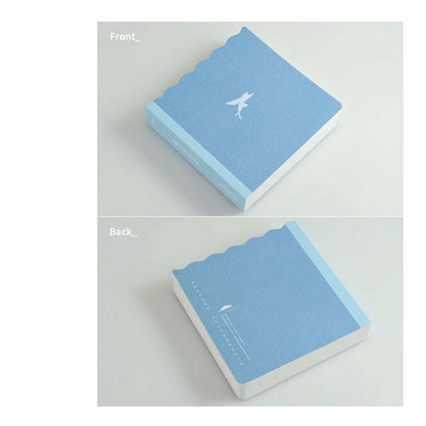 飛魚筆記本(厚本) Flying fish Notebook(Thick type)