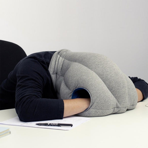 Ostrich Pillow_鴕鳥枕 Classic_紅色