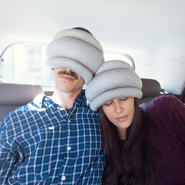Ostrich Pillow_Light 鴕鳥枕_雙面用/cherrynight