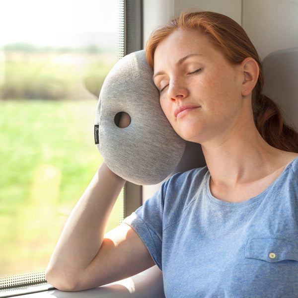 Ostrich Pillow_Mini 巴掌枕_藍色