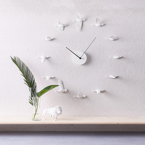 migrantbird clock_候鳥時鐘_O型