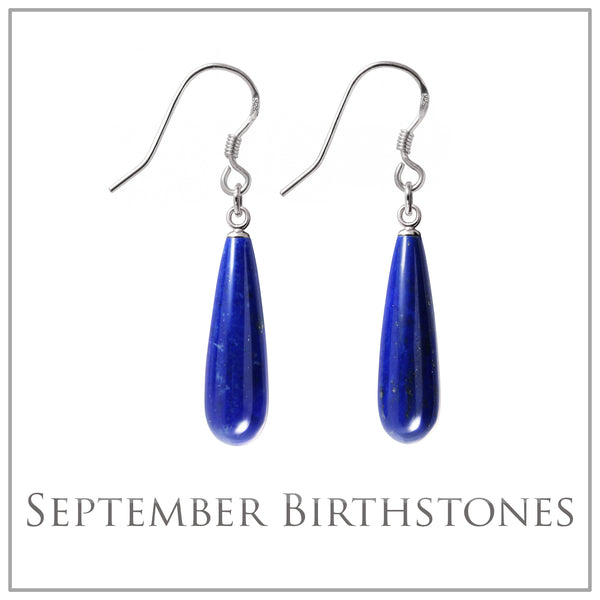SEPTEMBER BIRTHSTONE JEWELLERY