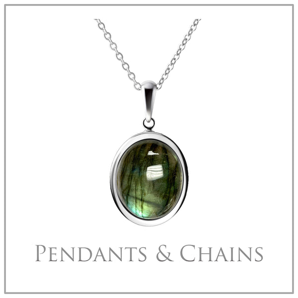 PENDANTS & CHAINS