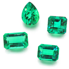 Emerald - the birthstone for May and Taurus Zodiac Sign