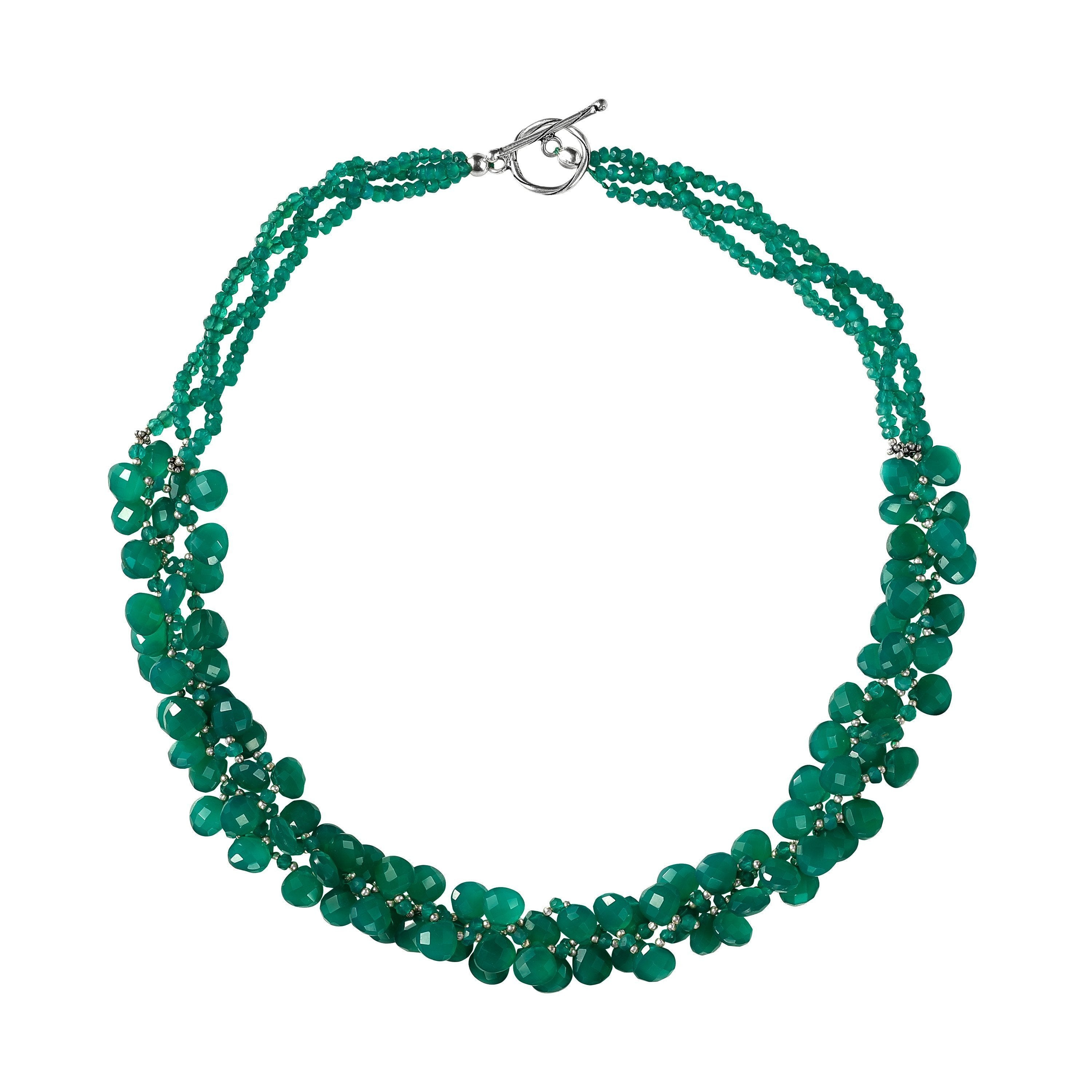 onyx emerald ashworth jacqueline birthstone products green jacquelineashworth necklace turquoise may december