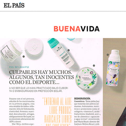 El pais buena vida diario prensa vera and the birds