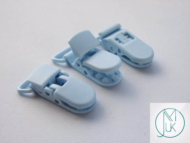 Plastic Pacifier Holder Clip for Teething Jewellery Making-Teething Jewellery-Michael's UK Jewellery