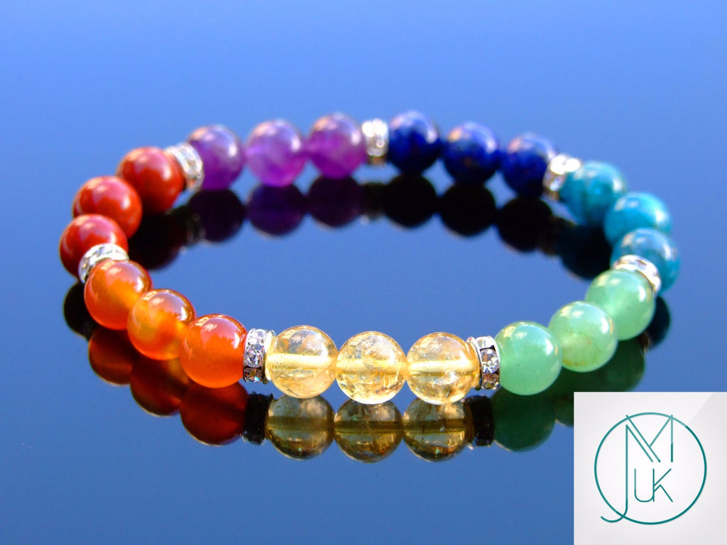 elegant bracelet products bracelets jewellery collections s gemstone chakra elasticated natural michael