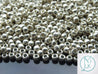 10g 558 Galvanized Aluminium Toho Seed Beads 15/0 1.5mm-TOHO Glass Beads-Michael's UK Jewellery