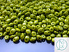 10g SuperUno Beads Opaque Green-Matubo Glass Beads-Michael's UK Jewellery