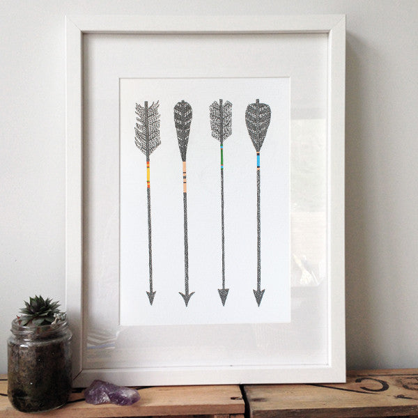 Quiver Limited Edition Print