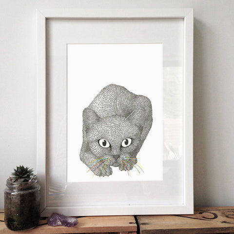 Pickles Limited Edition Print