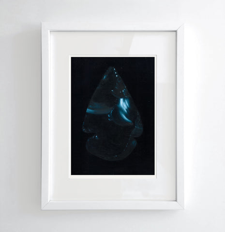 Obsidian - Limited edition print