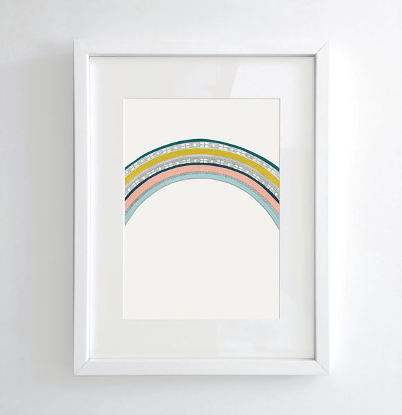 Over the Rainbow - Limited edition print