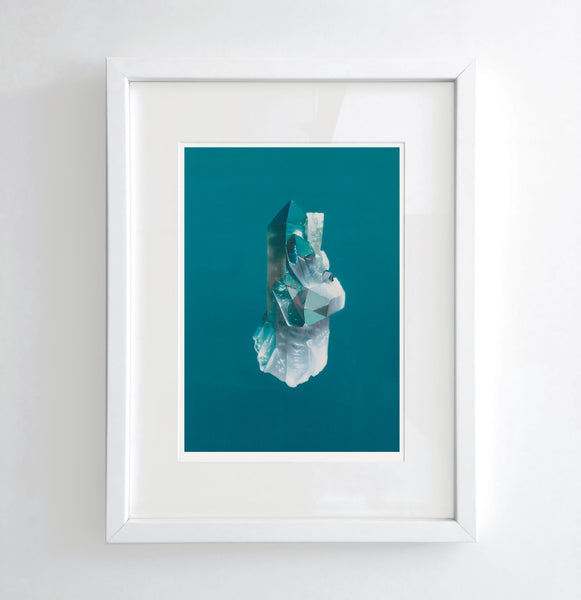 Smoky Quartz -  Limited edition print