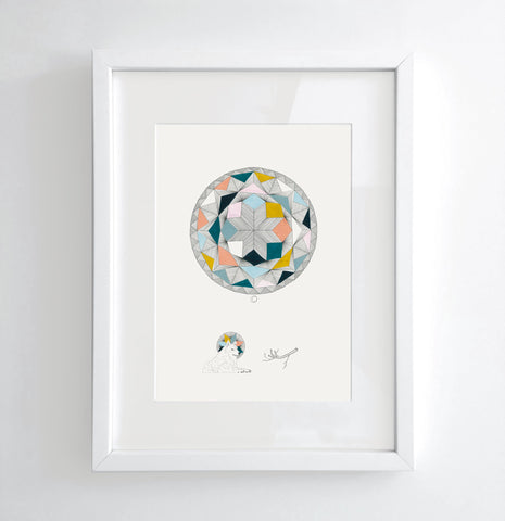 Spirit Animal - Limited edition print