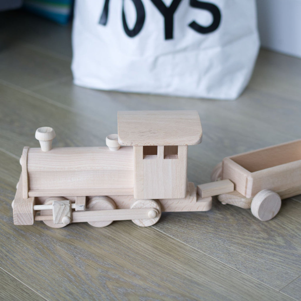 XL Wooden Train Set - LUXE Edition