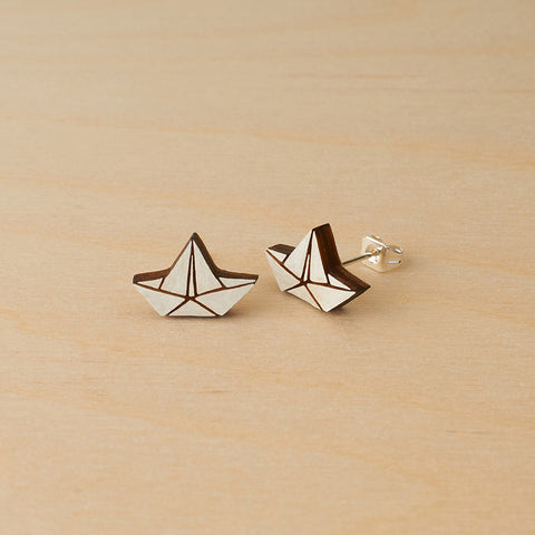 Little boats studs
