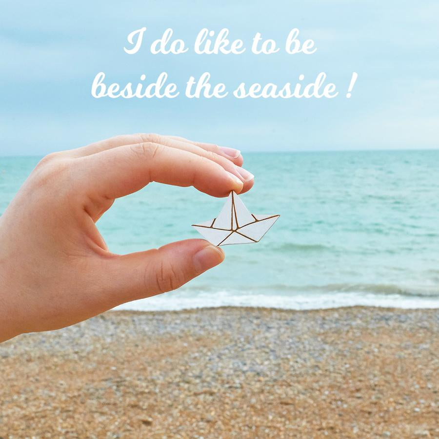 Seaside jewellery, summer jewelry