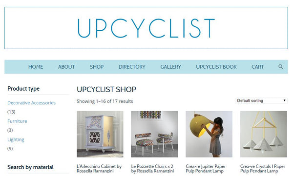 Top 10 UK Interior Blogs By Collectiecouk Upcyclist