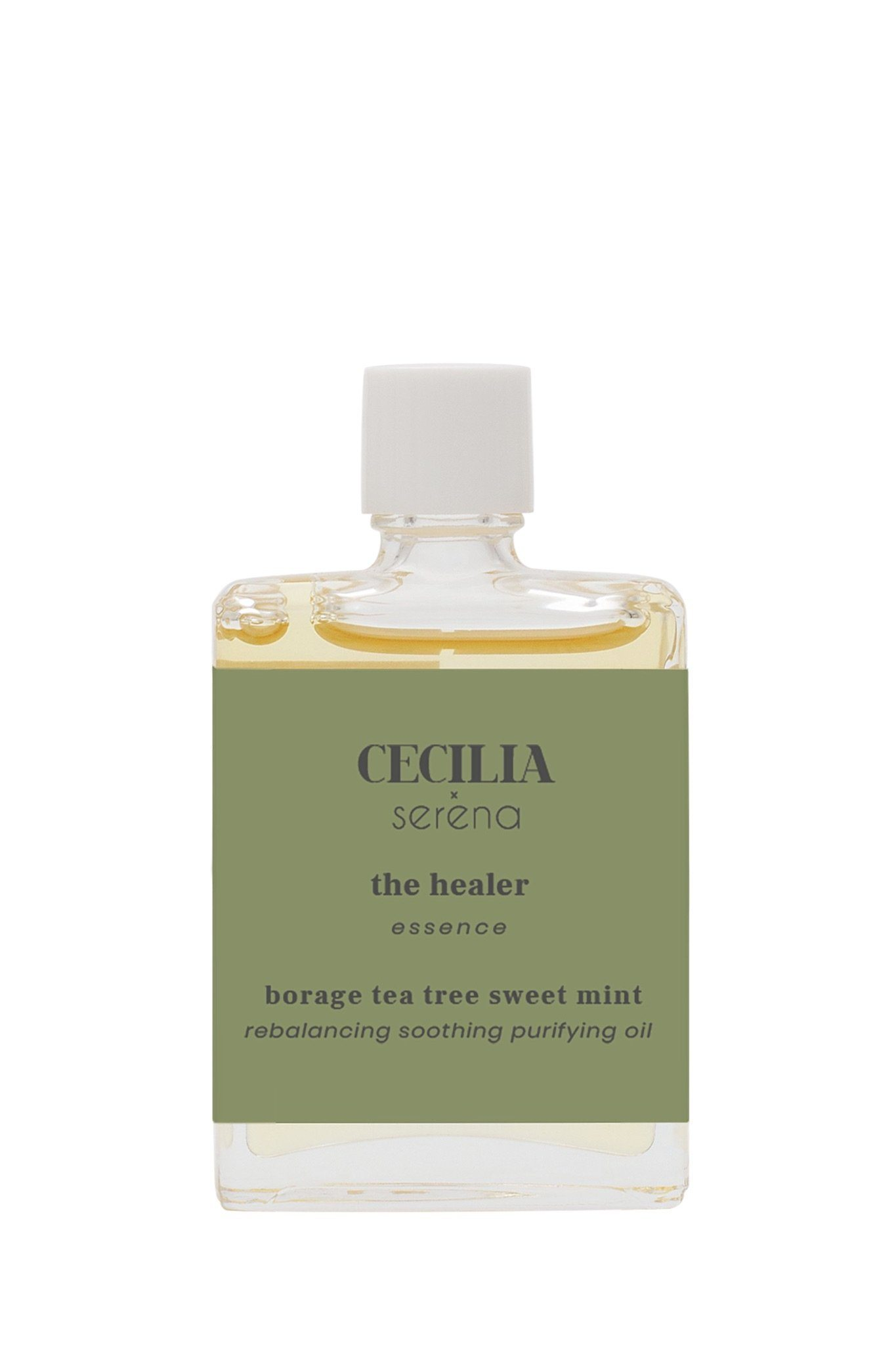 "CECILIA HOLISTIC BEAUTY ""THE HEALER"" Essence"
