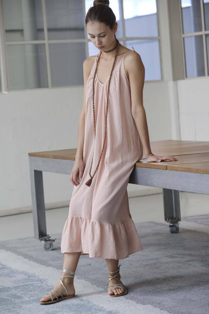 9seed - Paloma Dress dusty rose