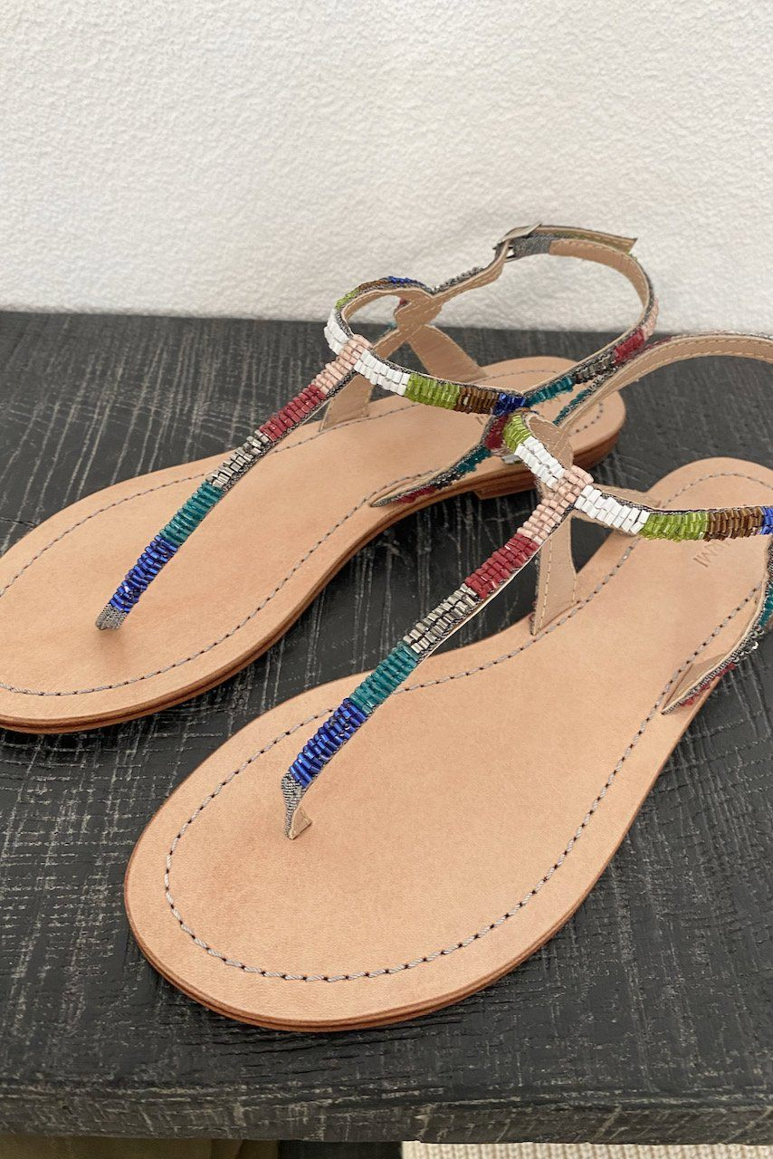 "MALIPARMI ""Sandals"" multicolor"