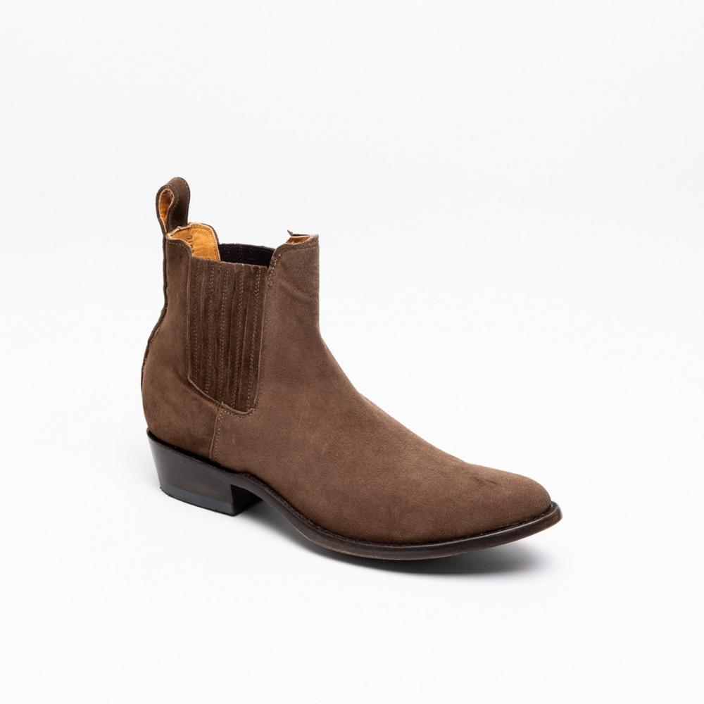 "MEXICANA Boots ""Estudio Bis"" brown"