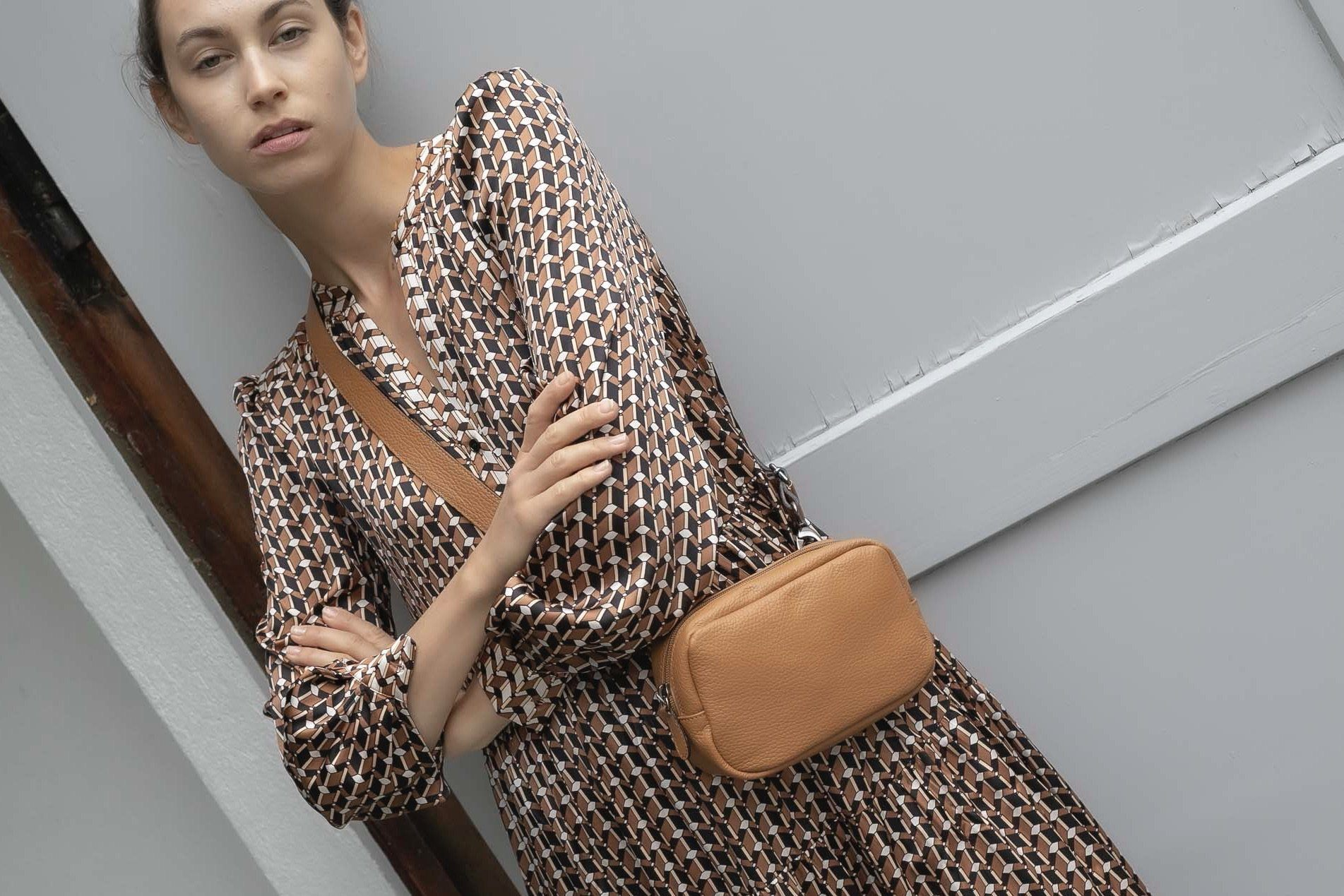"Choice by Réjane Rosenberger ""Travel"" Crossbodybag brown"