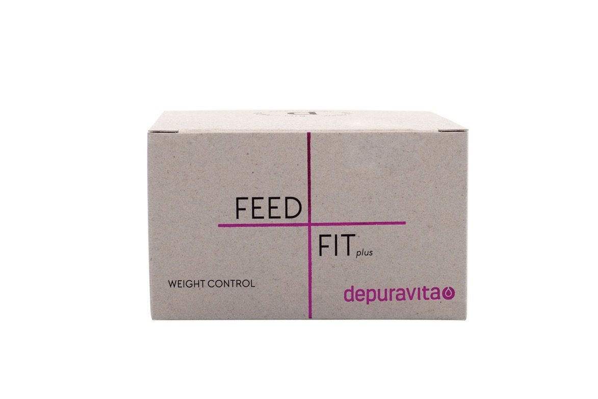 "DEPURAVITA ""FEED FIT""  Weight Control"