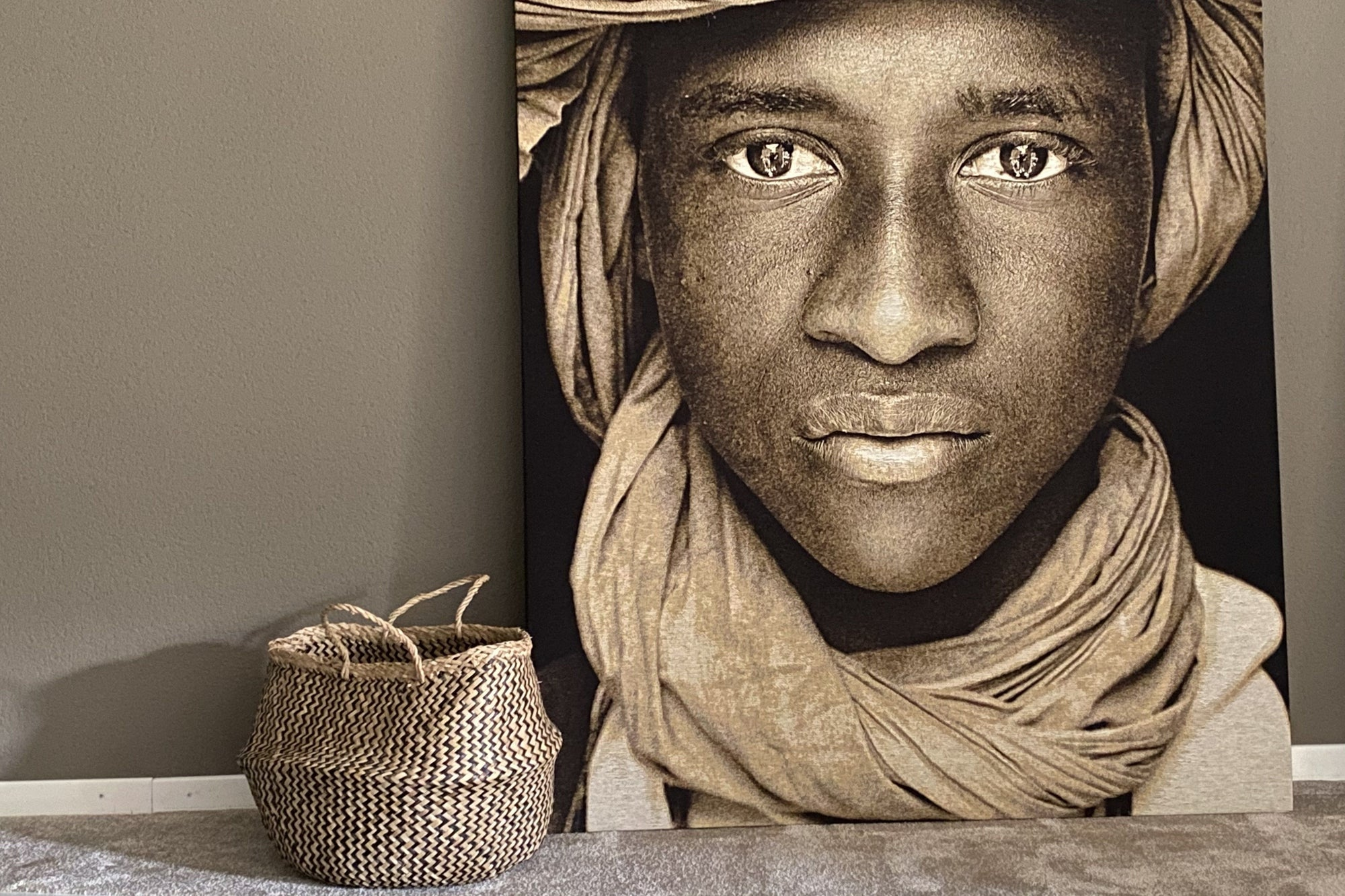FS HOME TUAREG BOY