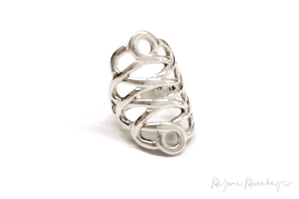 "Silberring ""Infinity"""