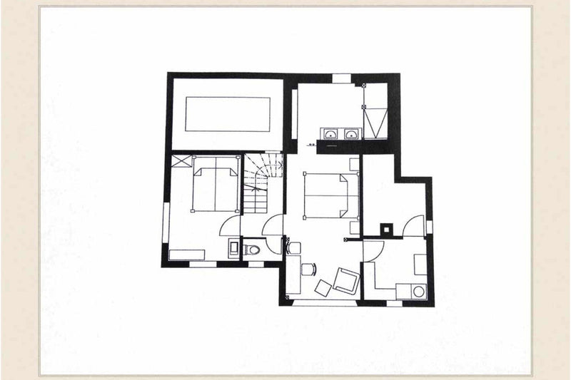 Floor plan - Réjane Rosenberger Design