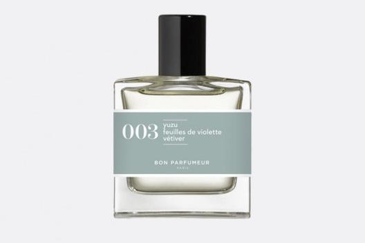 "BON PARFUMEUR ""003"" Yuzu  / NEW FRAGRANCE"