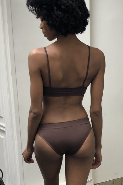 "PRISM ""Poise"" BH-TOP brown"