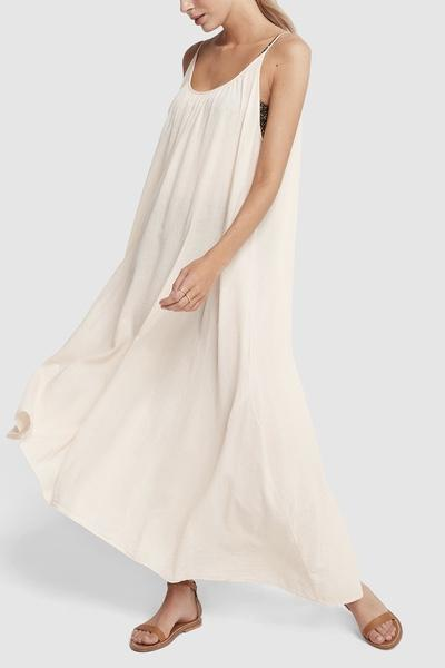 9seed - Tulum Cover up Dress -  sand