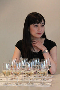 Ayana Misawa, Chief Wine Maker