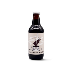AJB Coffee Imperial Milk Stout (330ml)
