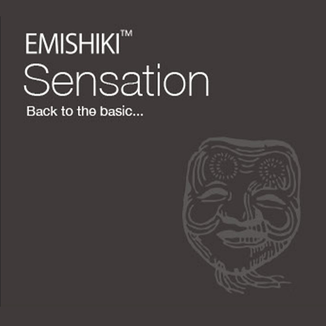 Emishiki Sensation BLACK - 720ml