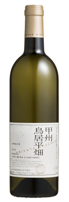 Grace Koshu Toriibira Private Reserve 2017