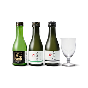 Omakase Sake Tasting Set (3 x 180ml)