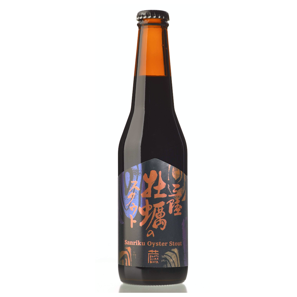 Iwate Kura Oyster Stout (24-Pack Case)